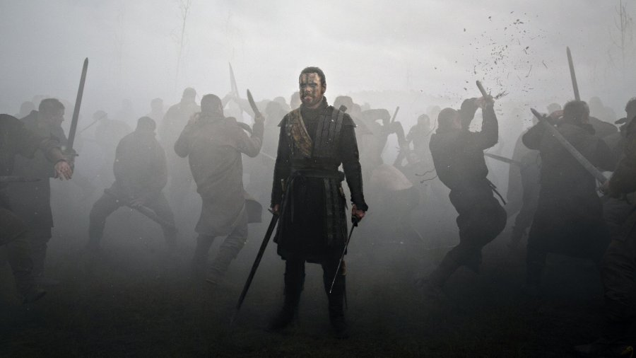 Macbeth film review